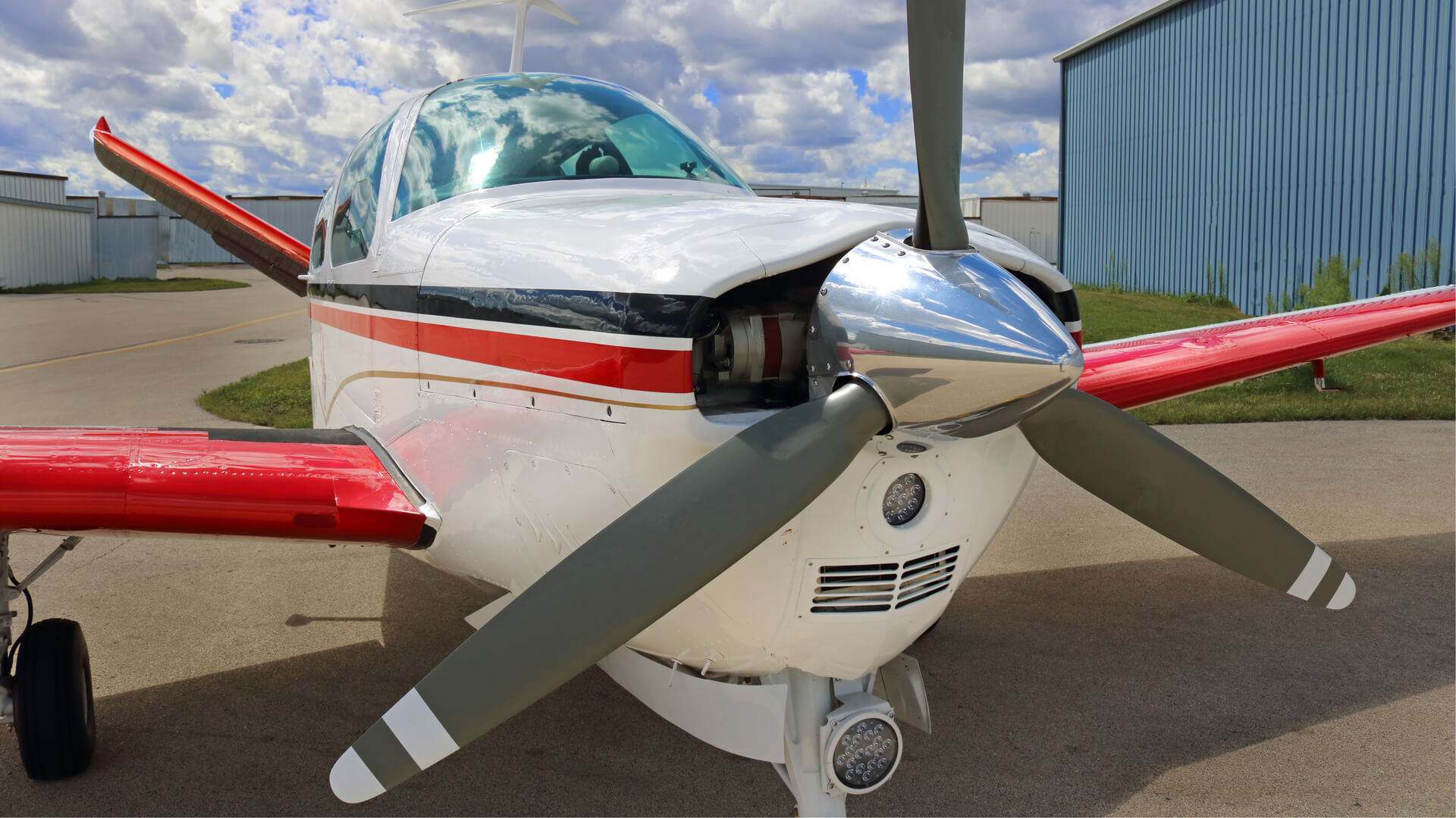Aircraft, aviation Chrome Plating, Chroming and Rechroming