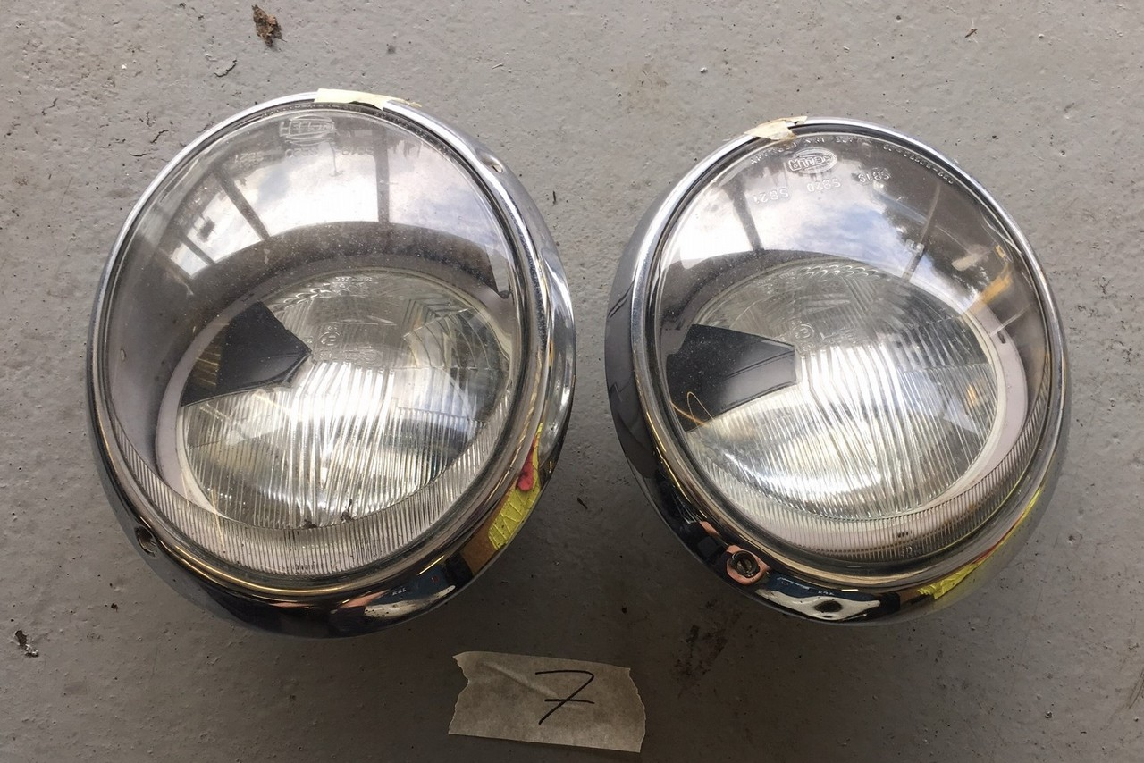 Headlamp Headlight Reflector Resilvering Ashford Chroming Uk