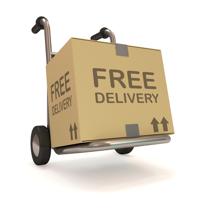 Free shipping Worcestershire